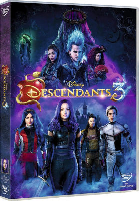 Descendants 3 (2019).avi DVDRiP XviD AC3 - iTA