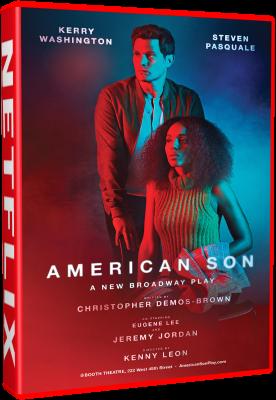 American Son (2019).avi WEBRiP XviD AC3 - iTA