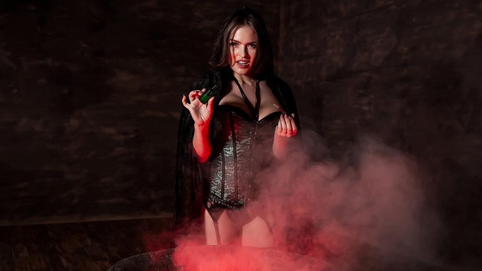 [BrazzersExxtra] Krissy Lynn – MILF Witches Part 2 Online Free
