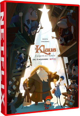 Klaus - I Segreti Del Natale (2019).avi WEBRiP XviD AC3 - iTA