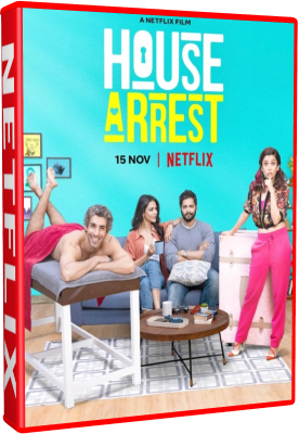 House Arrest (2019).avi WEBRiP XviD AC3 - iTA