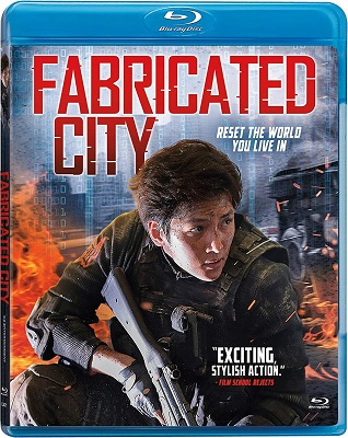 Fabricated City (2017)avi BDRiP XviD AC3 - iTA