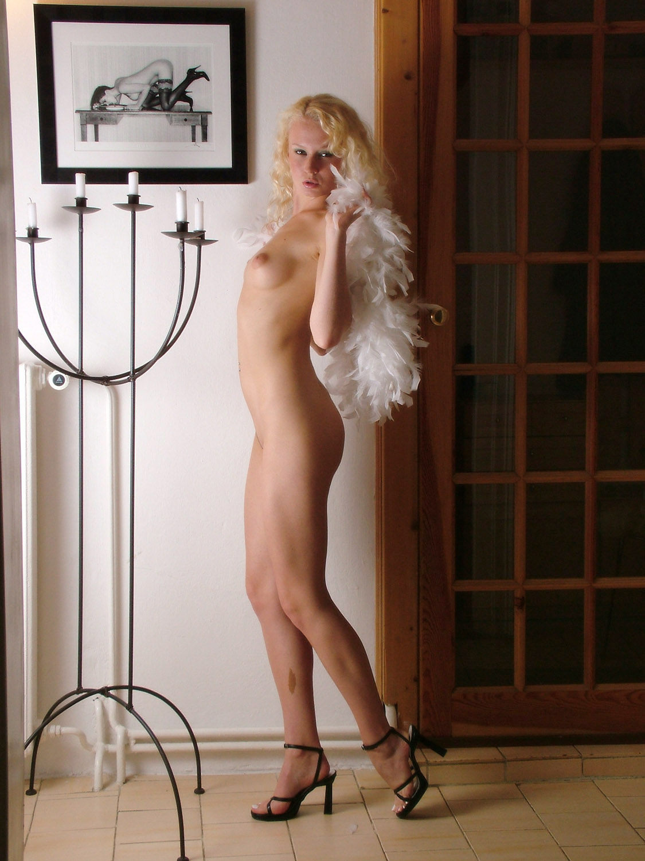 Ann Angel Faith Nelson Shower