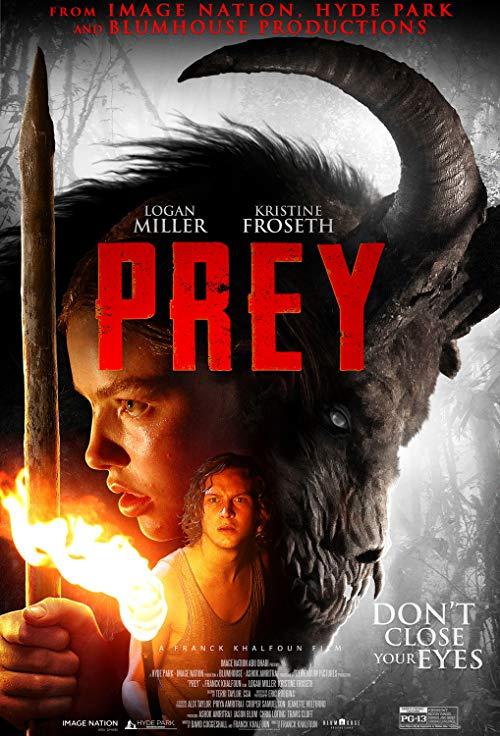 Prey (2019) PL.SUBBED.480p.WEB-DL.XViD.AC3-MORS / Napisy PL