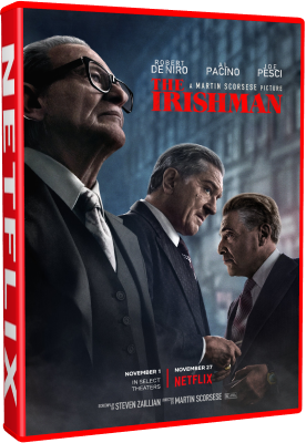 The Irishman (2019).avi WEBRiP XviD AC3 - iTA