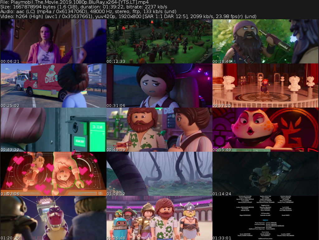 Playmobil: The Movie Movie