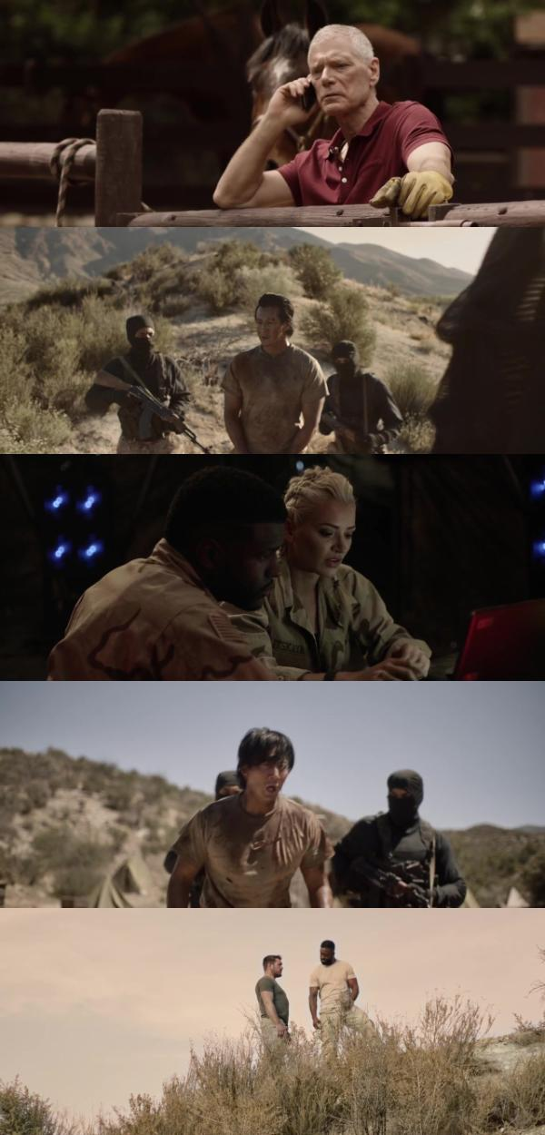 Rogue Warfare The Hunt (2019) BluRay 720p YIFY