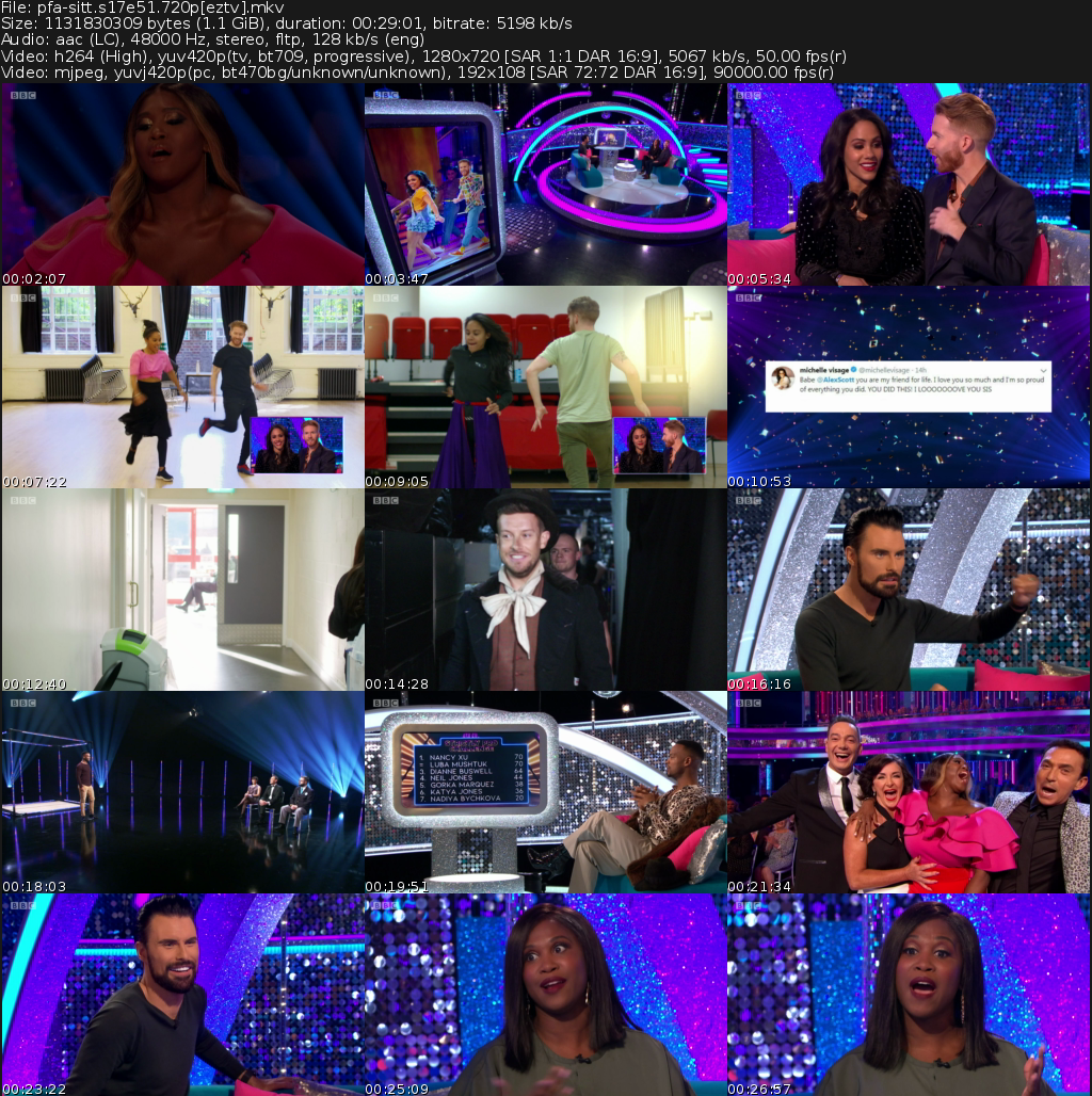 Strictly Come Dancing - It Takes Two Movie