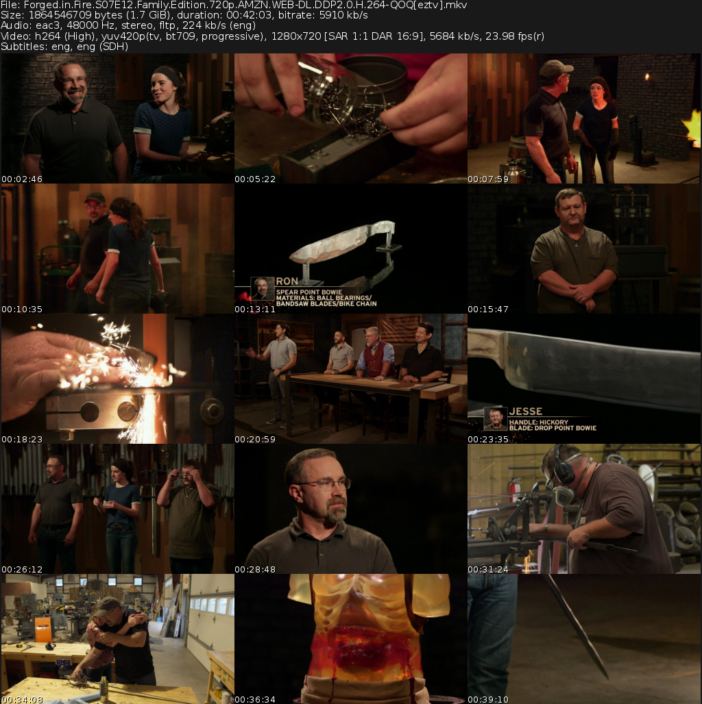 Forged in Fire Movie