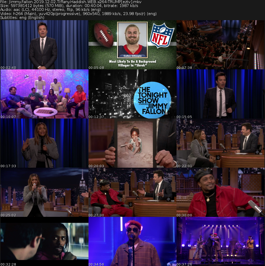 The Tonight Show Starring Jimmy Fallon Movie