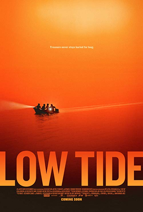 Low Tide (2019) PL.SUBBED.480p.WEB-DL.XViD.AC3-MORS / Napisy PL