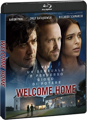 Welcome Home (2018).avi BDRiP XviD AC3 - iTA